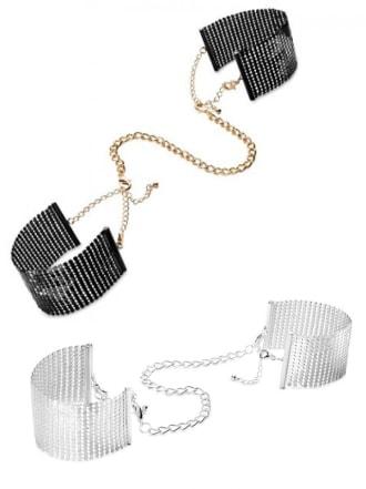 Metallic Desire Cuffs