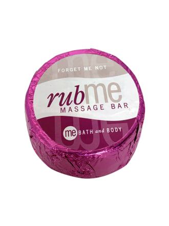 Rub Me Massage Bar