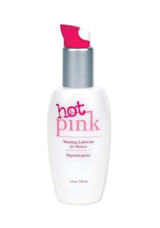 Hot Pink Silicone Lubricant