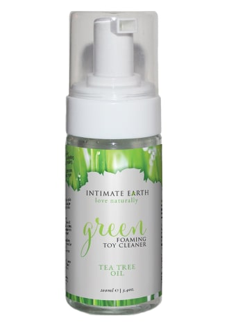 Green Foaming Toy Cleaner With Tea Tree Oil