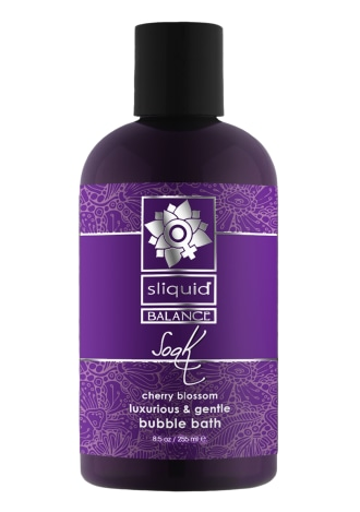 Sliquid Balance - Soak - Luxurious and Gentle Bubble Bath