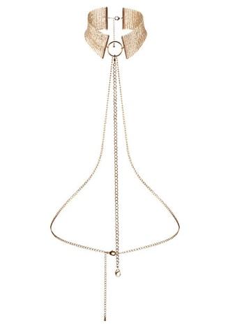 Bijoux Indiscrets Desir Metallique Collar