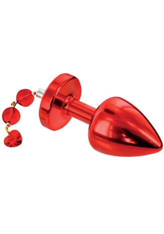 Diogol Anni Torrent Buttplug With Swarovski Crystal