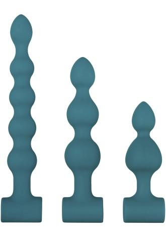 Vibrating Bumpy Bead Set