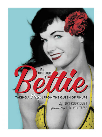 Little Book of Bettie Page