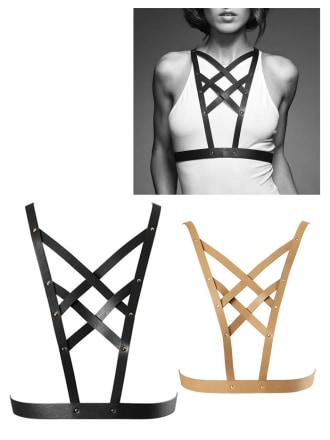 MAZE Cross Cleavage Harness