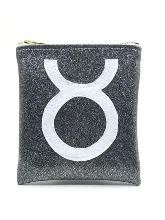 Taurus Astrology Mini Clutch