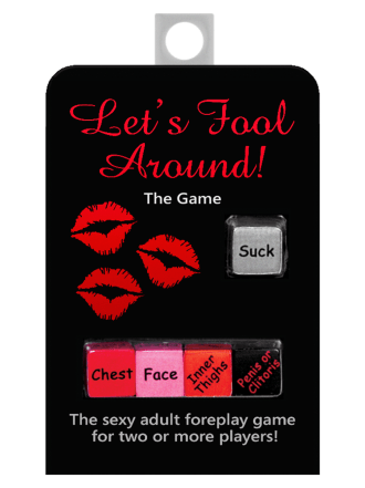 Let's Fool Around Dice Game