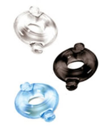 Elastomer Cock Ring 3 Pack