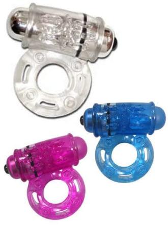 O Wow Reusable Vibrating Ring