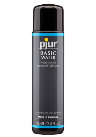 Pjur Basic Water Based Lubricant