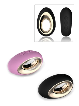 ALIA Insignia Rechargeable Waterproof Vibrator