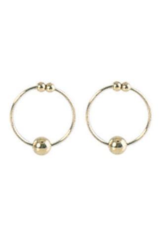 Nipple Rings - Gold