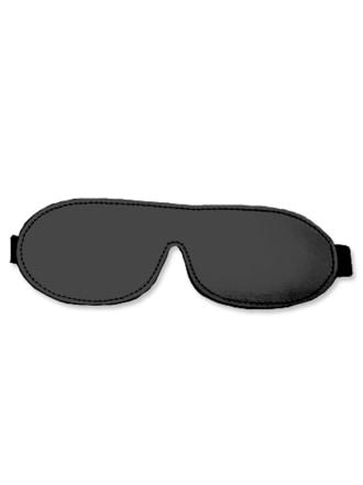 Basic Leather Blindfold