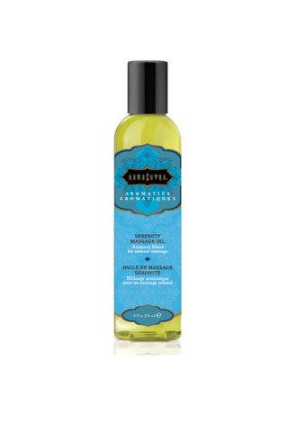 Kama Sutra Serenity Massage Oil - 8 OZ