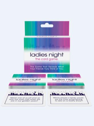 Ladie's Night Card Game