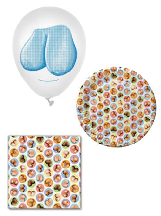 Boobs Party Supplies