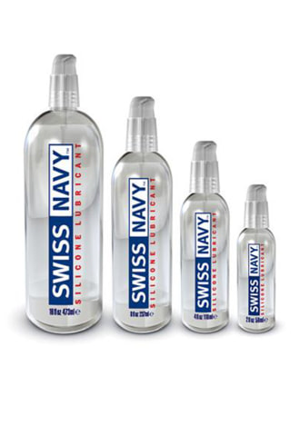 Swiss Navy Silicone Lubricant