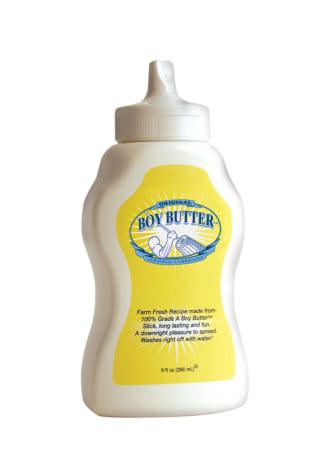 Boy Butter Lubricant - 9 oz. Squeeze Bottle