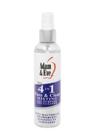 Adam and Eve Misting Toy Cleaner
