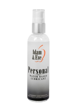 Adam and Eve Personal Waterbased Lubricant