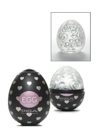 Tenga Lover's Egg Masturbation Sleeve