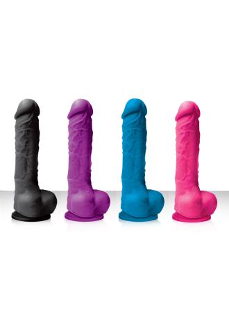 """Colours Dildo - 5"""""""