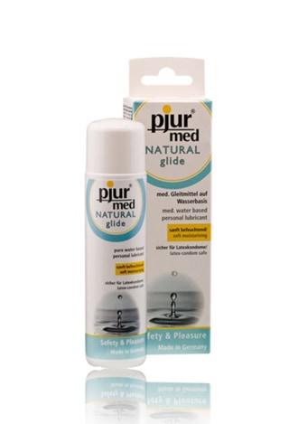 Pjur Medium Natural Glide Lubricant