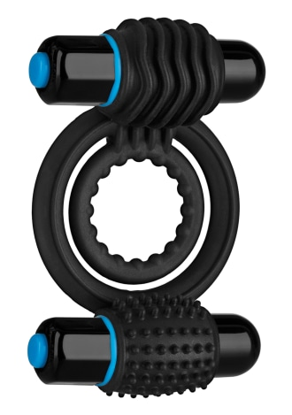 OptiMALE™ Vibrating Double C-Ring