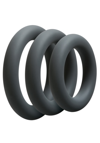 OptiMALE™ 3 C-Ring Set - Thick
