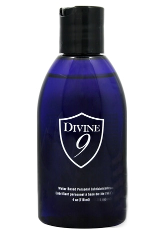 Divine 9 Water-based Lubricant