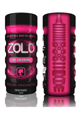 Zolo Girlfriend Cup Male Stroker