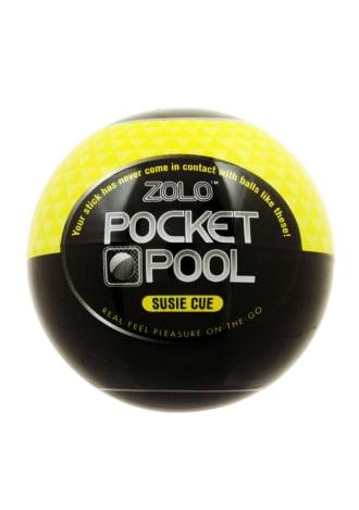 Zolo Pocket Pool - Susie Cue