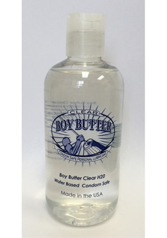 Boy Butter Clear H20 Lubricant