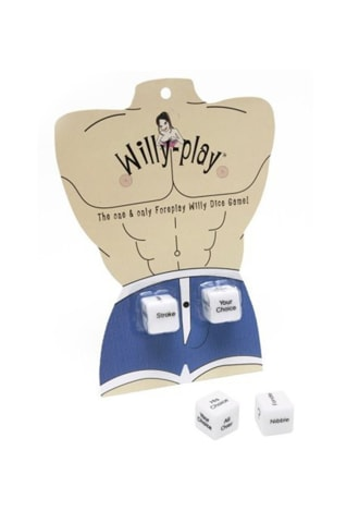Willy Play Dice Game