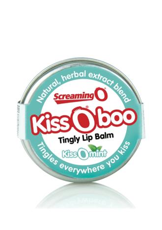 Screaming O Kissoboo Tingly Lip Balm - Peppermint