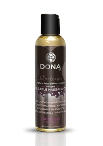 Dona Kissable Massage Oil - Chocolate Mousse