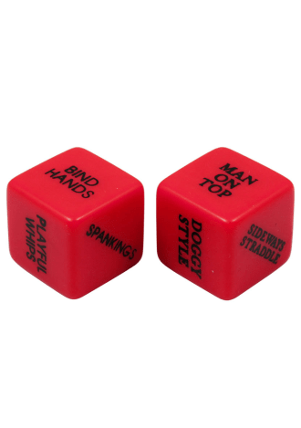 Kinky BDSM Themed Dice Game