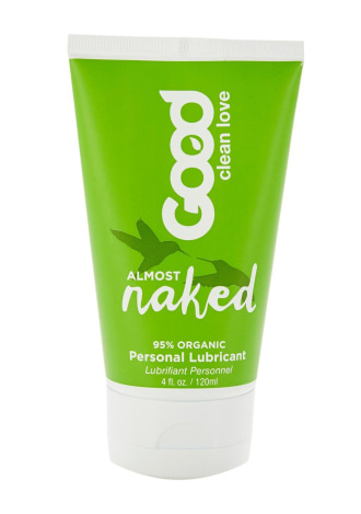 Good Clean Love Organic Lubricant
