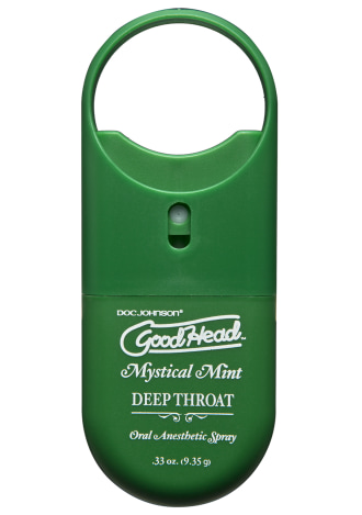 GoodHead™ Deep Throat Spray To Go
