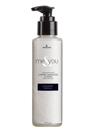 Me and You Massage Lotion - Lavender Vanilla