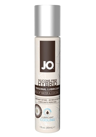 JO Hybrid Coconut-Infused Cooling Lubricant