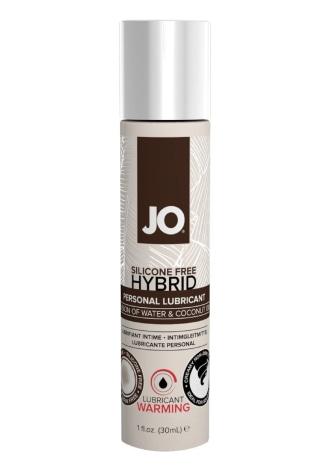 Jo Silicone-Free Hybrid Warming Lubricant
