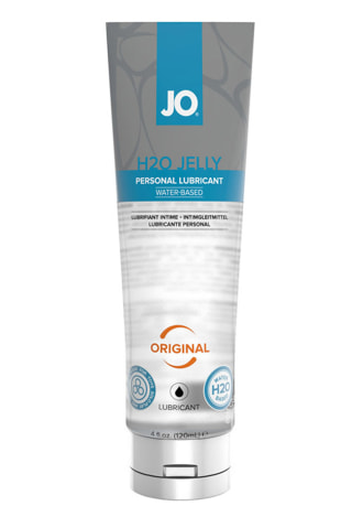 JO H2O Jelly Original Water-Based Personal Lubricant
