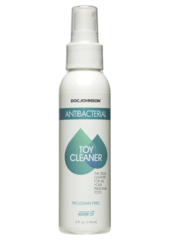 Doc Johnson's Anti-Bacterial Toy Cleaner