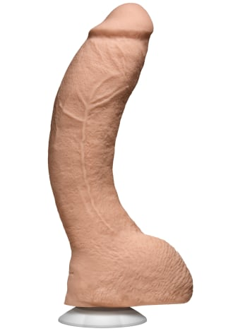 "Signature Cocks - Jeff Stryker ULTRASKYN™ 10"" Realistic Cock with Removable Vac-U-Lock™ Suction Cup"