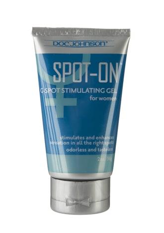 Spot-On G-Spot Stimulating Gel for Women