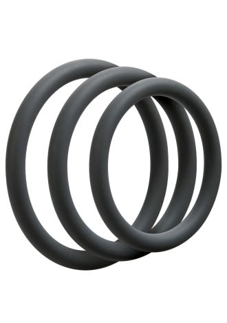 OptiMALE™ 3 C-Ring Set - Thin