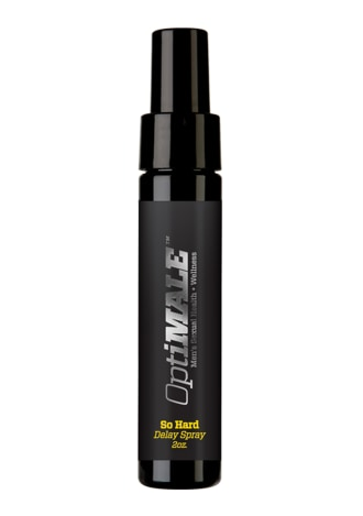 OptiMALE™ So Hard Delay Spray