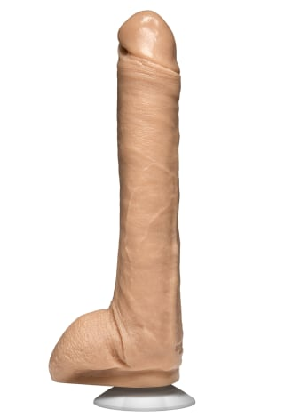 """Signature Cocks - Kevin Dean Realistic® 12"""" Cock with Removable Vac-U-Lock™ Suction Cup"""